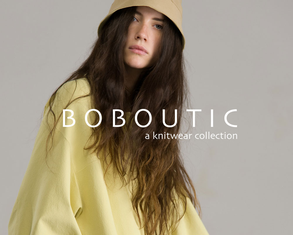 BOBOUTIC a knitewear collection